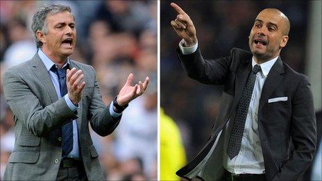 Guardiola y Mourinho, dos estilos de liderazgo