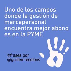 marcapersonal en la PYME / soymimarca.com