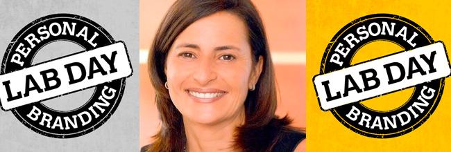 Eva Collado en el Personal Branding Lab Day