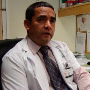 José Poblete, el doctor empático