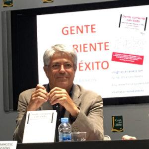 Francesc Assens Gente corriente de éxito