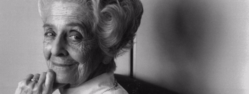 la juventud eterna de las neuronas: Rita Levii-Montalcini