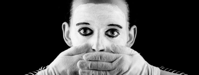 el poder del silencio / soymimarca