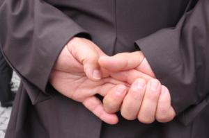 manos espalda / marca personal