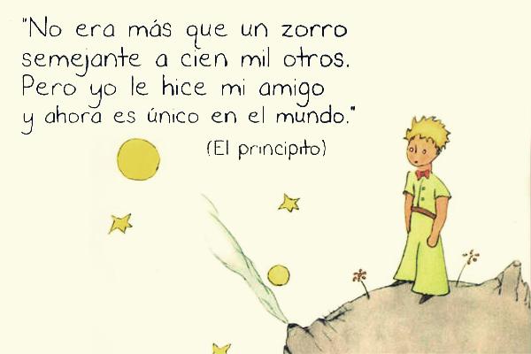 Le petit prince (Antonie de Saint Exupery)