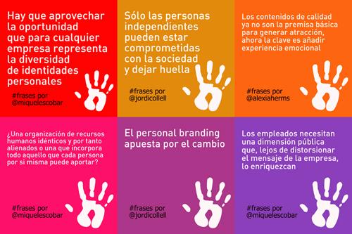 Frases Marca Personal Semana 7 Julio 2014