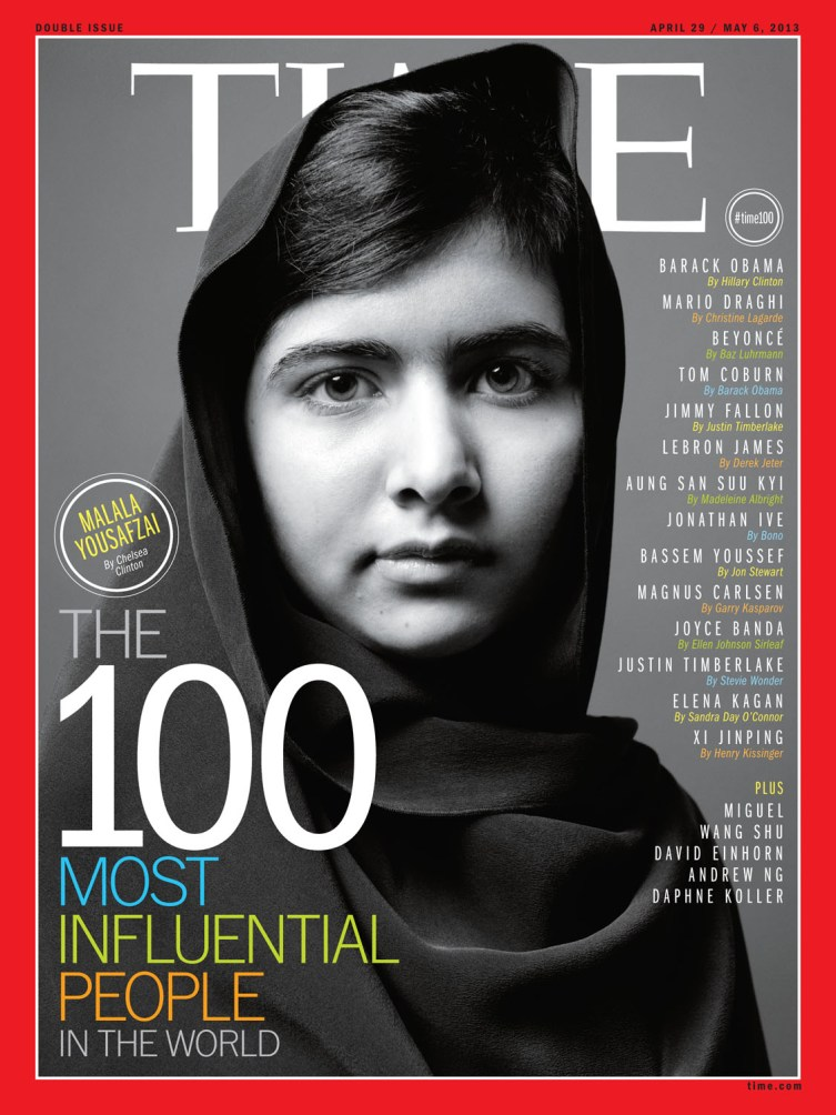 Malala Yousafzai / Time