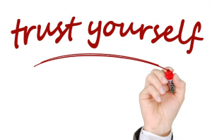 trust yourself / creative commons photo / pixabay.com