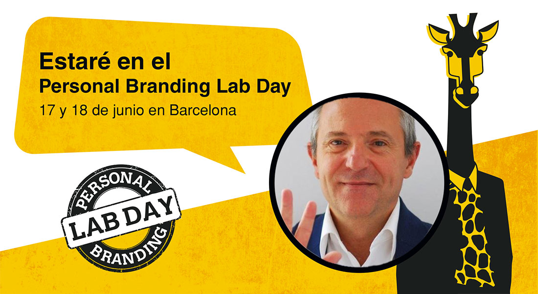 personal branding lab day / guillem recolons