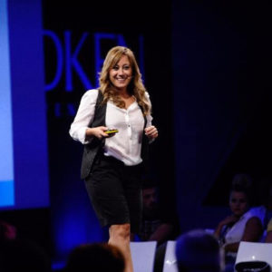 Mónica Mendoza, la psicología de la venta