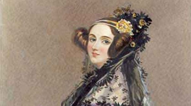 Ada Lovelace / The Atlantic / Wikimedia Commons