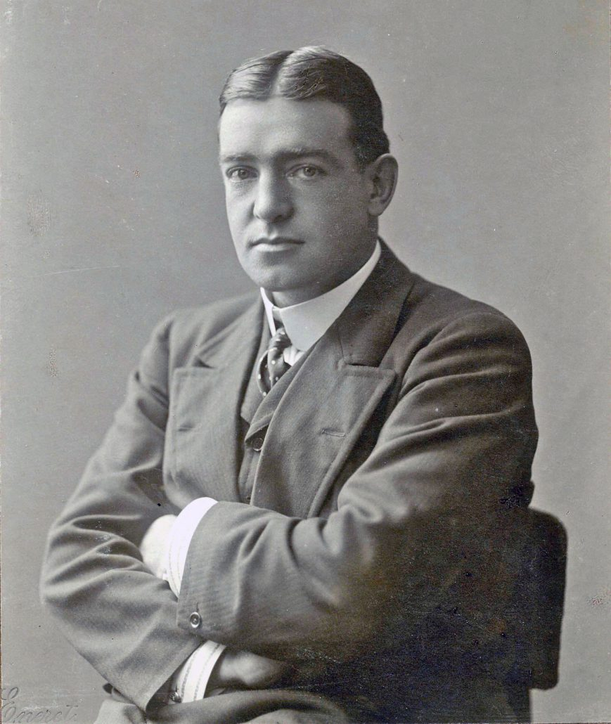 Ernest Shackleton / consistencia y marca personal